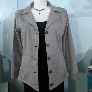 Grey Sahalie Blazer